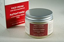 Load image into Gallery viewer, Face Cream with Rose Essential Oil