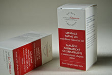 Load image into Gallery viewer, Facial Massage Oil with Rose Essential Oil