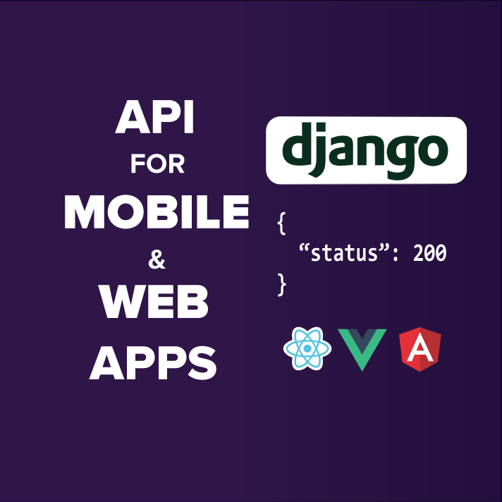 API for Mobile & Web apps