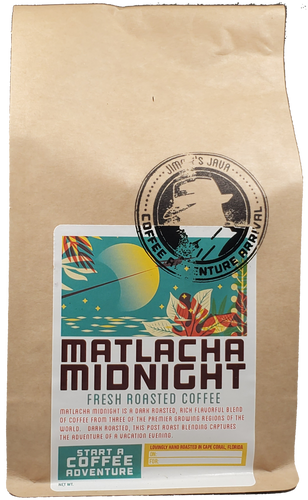 CBD Infused Matlacha Midnight Dark Roast