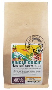 CBD Infused Sumatran Takengon KKGO Medium Roast