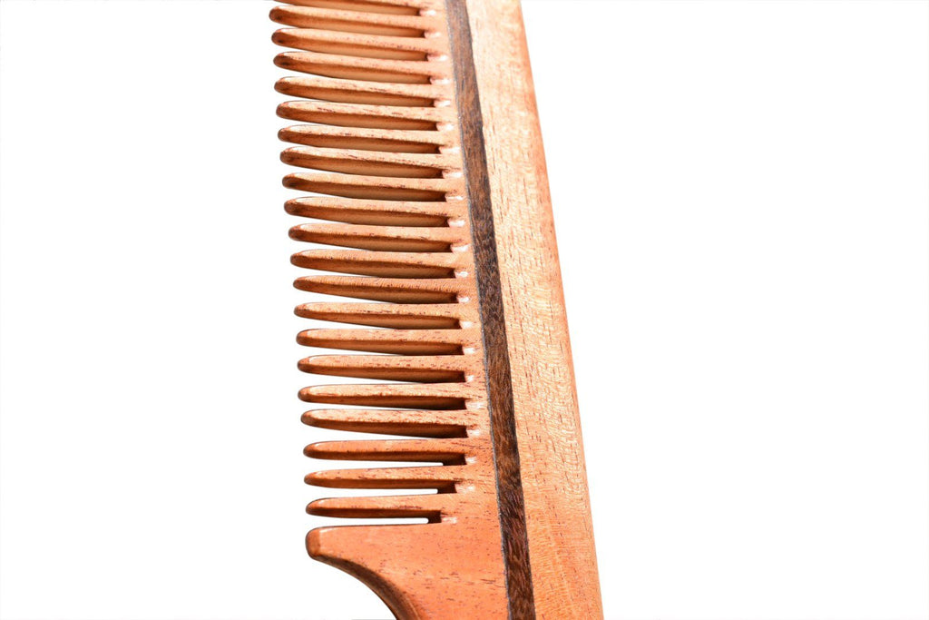 Thin Wood Comb