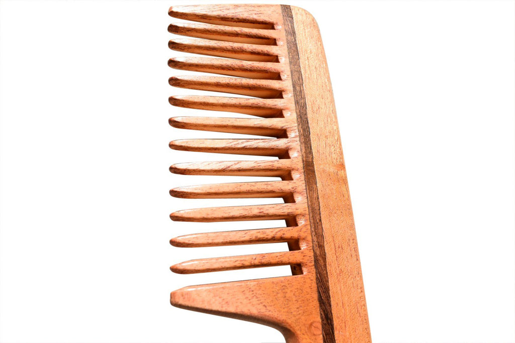 Thick Wood Comb