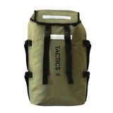 Tactics Rover Waterproof Motorcycle Bike Hiking 30L Backpack-Green