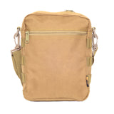 Tactics Alpha Water-Resistant Sling Bag-Khaki