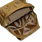 Tactics Rush Water-Resistant 15L Backpack-Khaki Brown