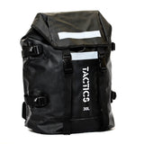 Tactics Rover Waterproof Motorcycle Bike Hiking 30L Backpack-Black