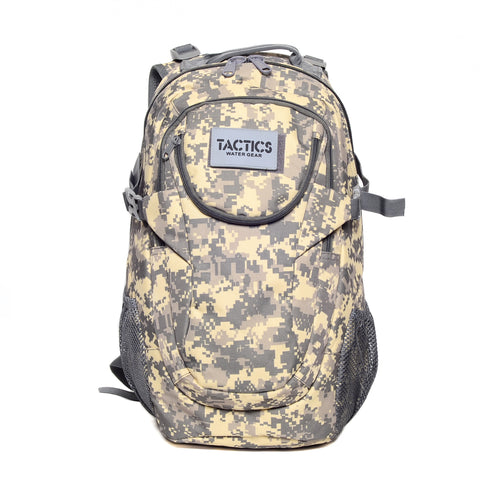 Tactics Siege 30L Backpack-Camo Gray