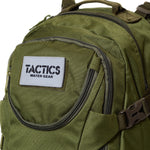 Tactics Siege 30L Backpack-Army Green
