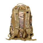 Tactics Siege 30L Backpack-Camo Green