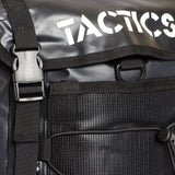 Tactics Voyager Waterproof Motorcycle Bike Hiking 25L Backpack-Black