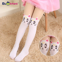 High Elastic children's girl tights