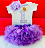 1st Birthday Cake Smash Outfit