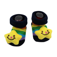 Newborn Anti-Slip Socks Slipper Shoes