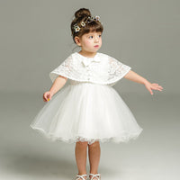 Infant Princess Lace Christening Gown