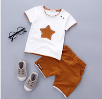 2PCS Suit Boy Sets