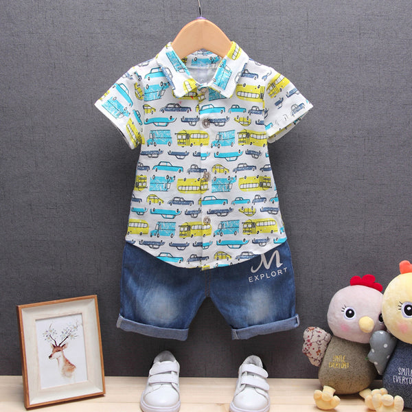Newborn Infant  Boys  Set