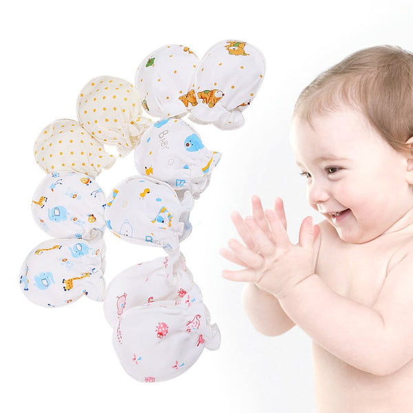 Infant Face Protect Gloves 0-3 Months