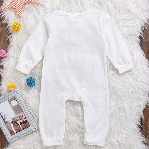 Lovely Heart  Infant Rompe