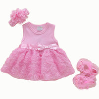 Newborn summer dress
