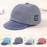 Newborn Boy Sun Cap Cotton