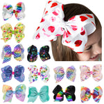 8 Inch Large JOJO Hair Bows