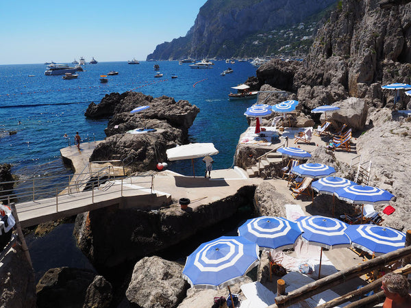 Positano. A feast for the senses.