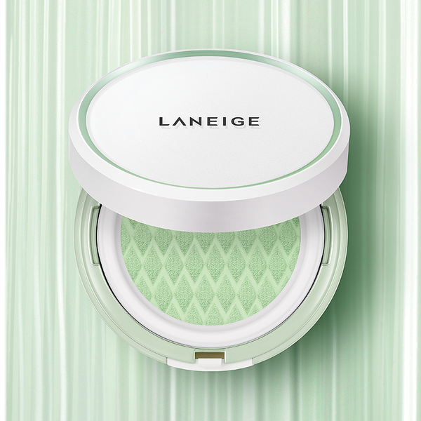 Laneige - Skin Veil Base Cushion SPF14 PA++ (Green)
