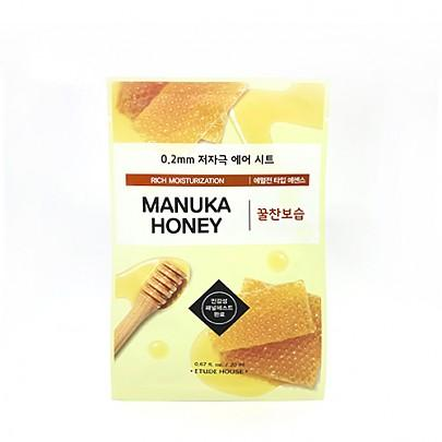 Etude house - 0.2mm Therapy Air Mask (Manuka Honey)