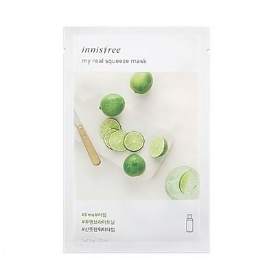 Innisfree - My Real Squeeze Mask (Lime)