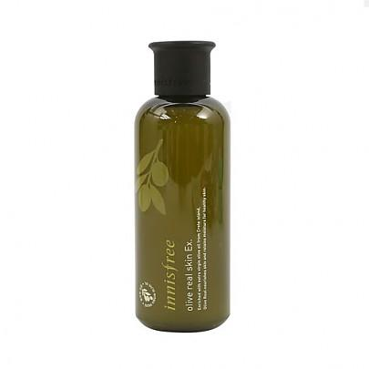 Innisfree - Olive Real Skin Ex Toner 200ml