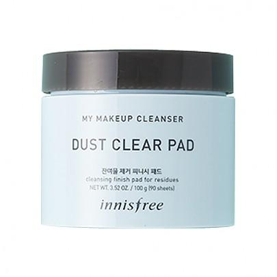 Innisfree - My Makeup Cleanser Dust Clear Pad Wipes 90ea