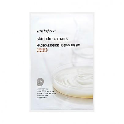 Innisfree - Skin Clinic Mask Sheet (Madecassoside) 20ml