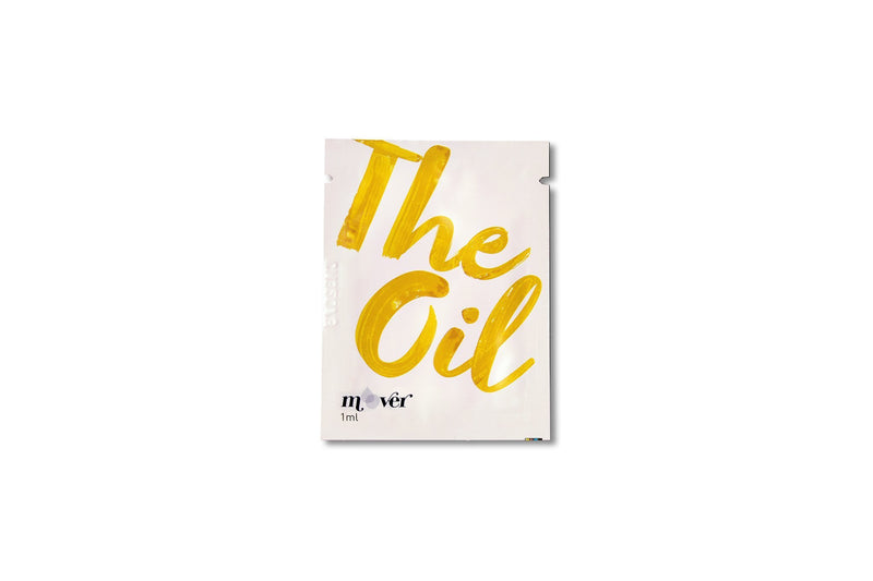 Moover Organics - The Oil (8pcs)
