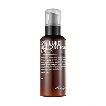 Benton - Snail Bee High Content Lotion 120ml