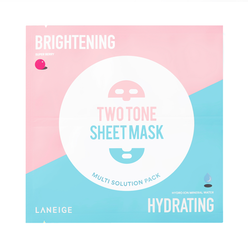 Laneige - Two-Tone Sheet Mask