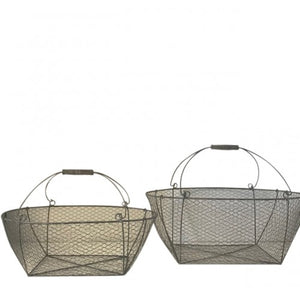 French Laundry basket