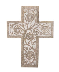 Anqul hand carved cross