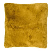 Load image into Gallery viewer, Zsa Zsa faux fur cushion 45cm x 45cm