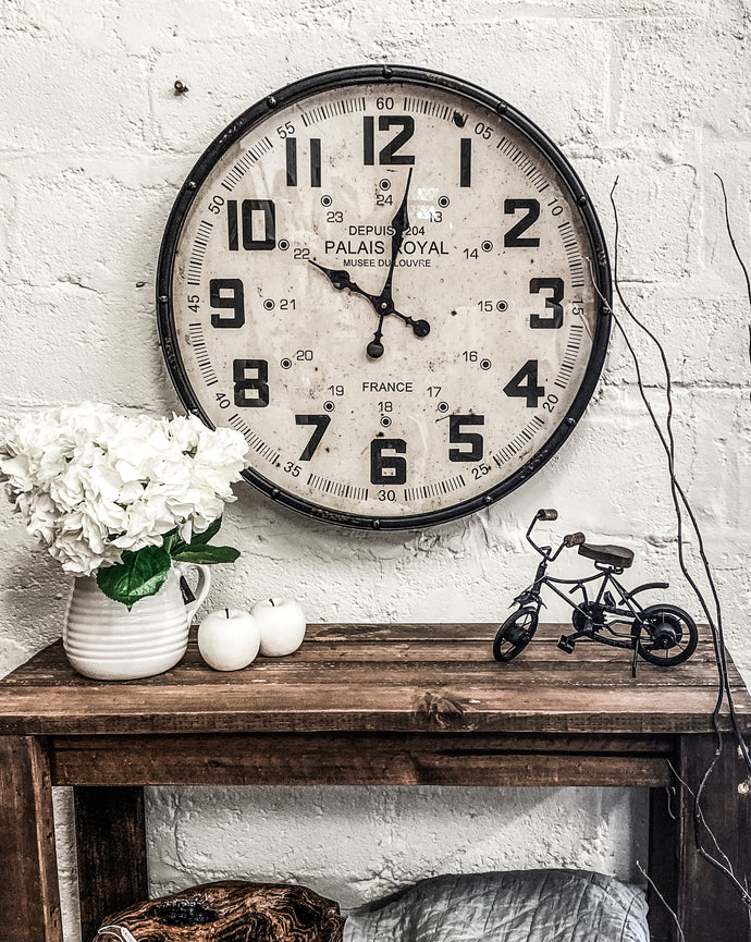 Vintage Royal-Palais Wall Clock 60cm