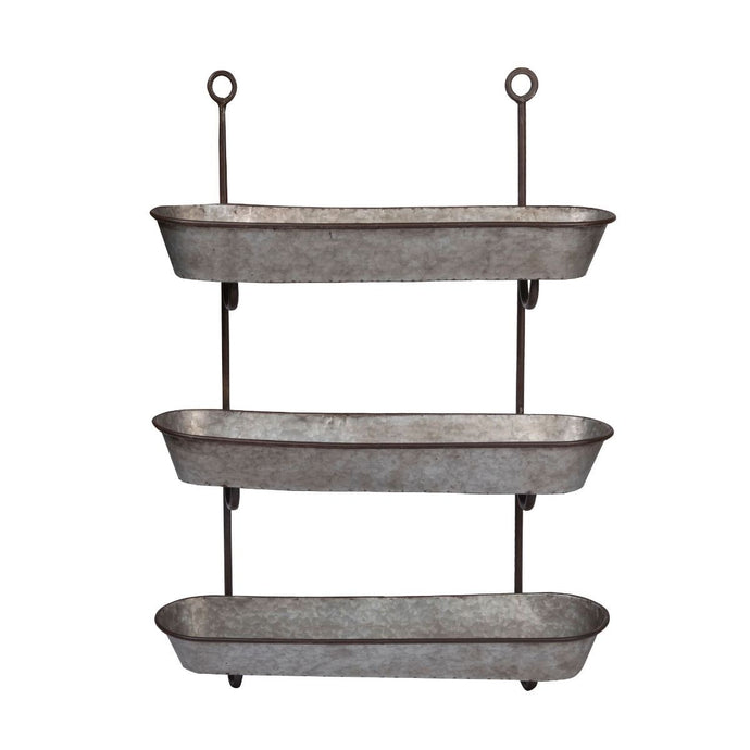 Industrial wall stand