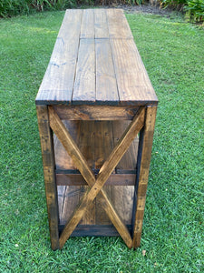 Reclaimed TV Cabinet