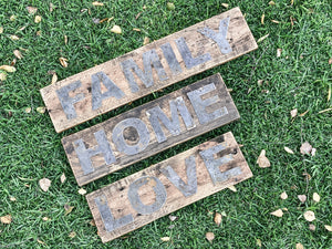 Twisted Willow Designs Rustic Signs
