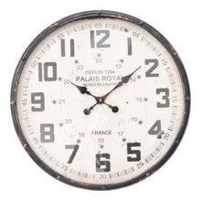 Load image into Gallery viewer, Vintage Royal-Palais Wall Clock 60cm