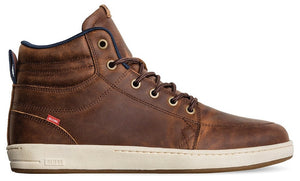 GS BOOT - BROWN LEATHER