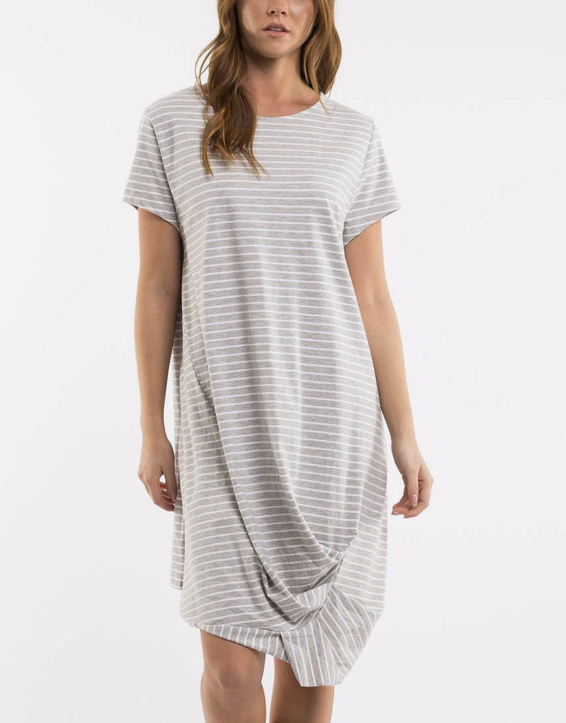 REPEAT DRESS STRIPE
