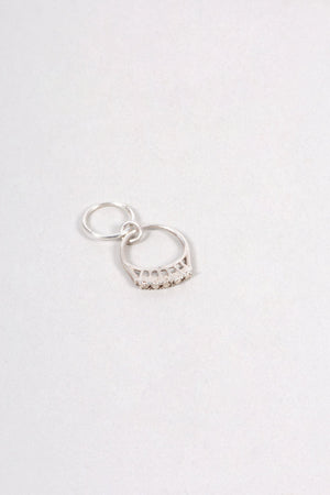 RING SLEEPER - STG SILVER