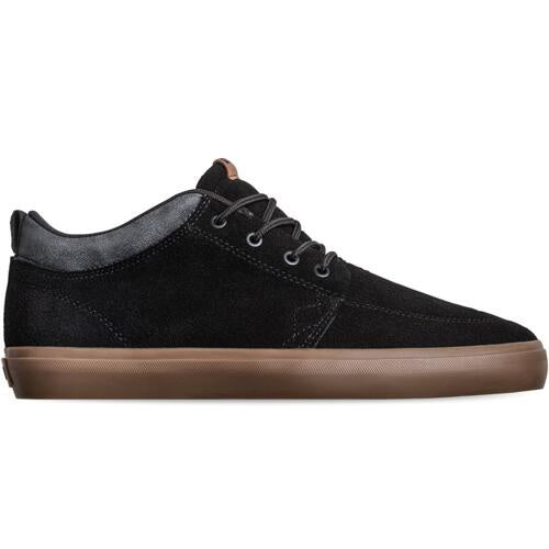 GS CHUKKA - BLACK/GREY/TOBACCO
