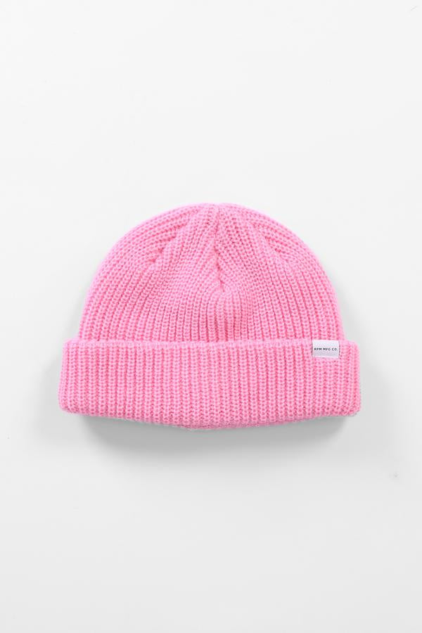 ANGLER BEANIE - PINK