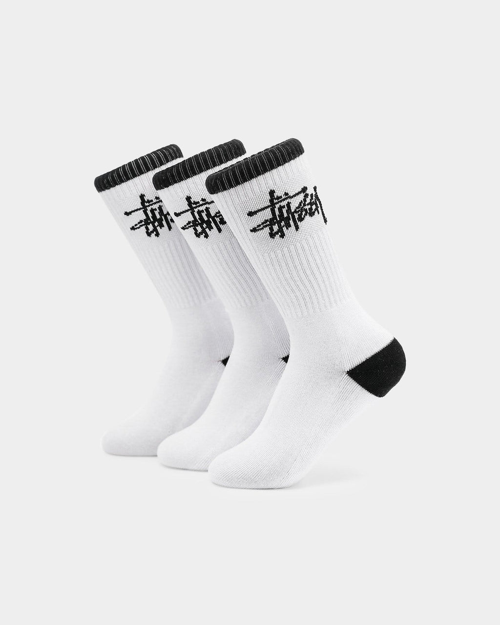 MENS GRAFFITI CREW SOCKS 3PK